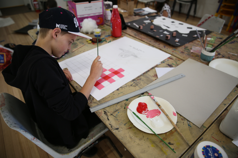 Social Justice Art for Teens