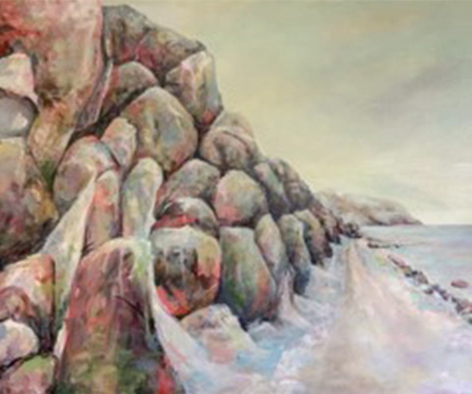 Jaci Williams Volcanic Rocks