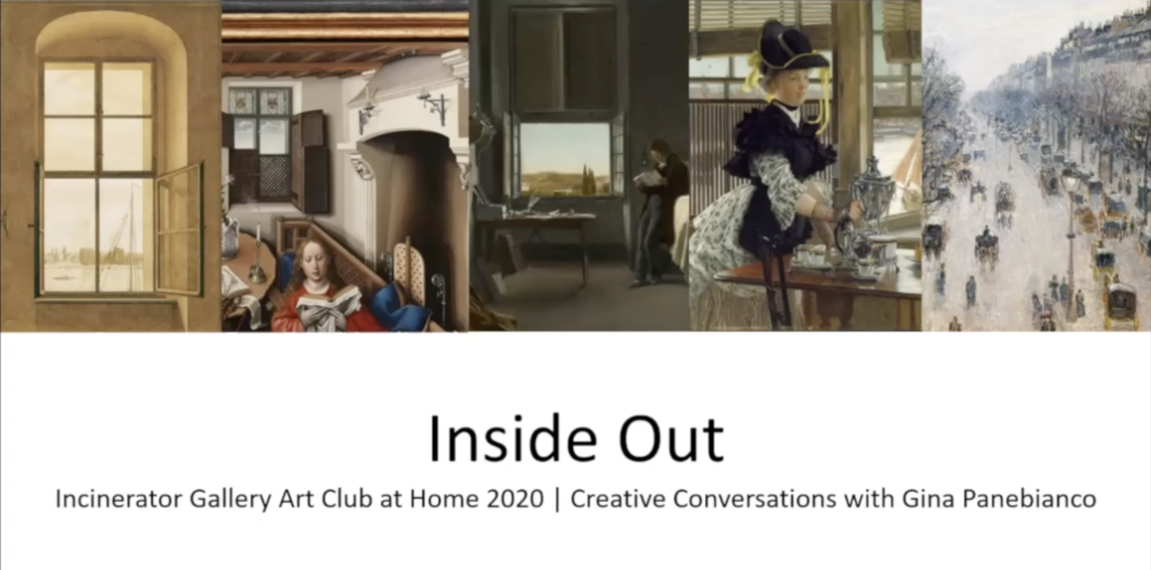 Art Club - May 2020