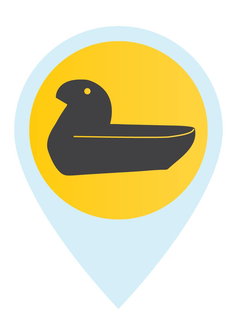 Bird seat icon