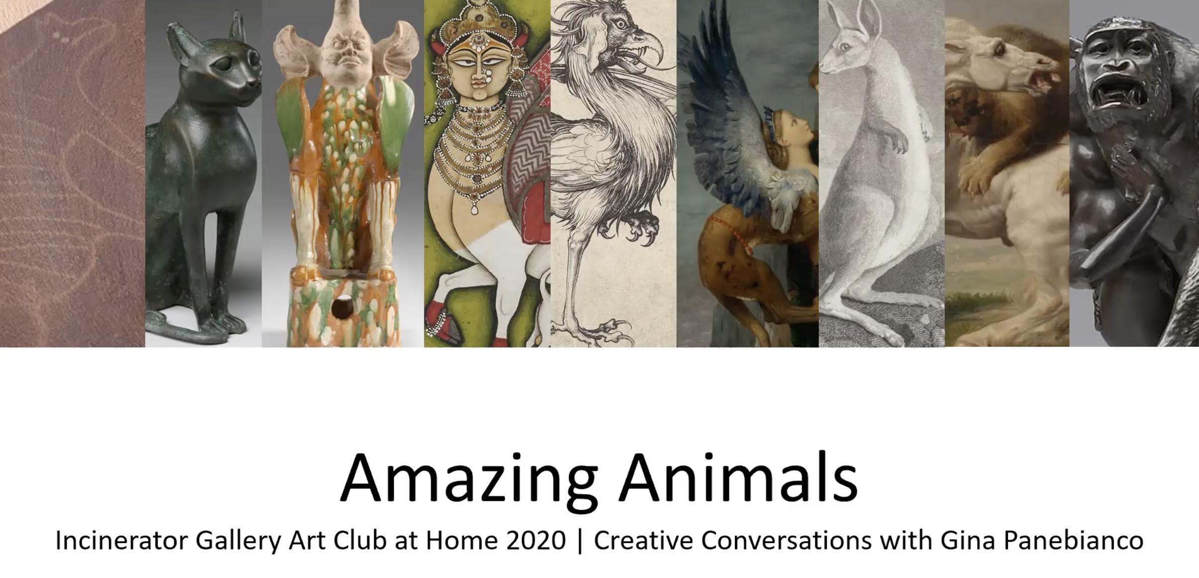 Art Club - Amazing Animals