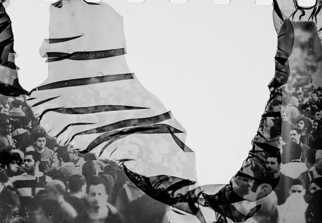Ezz Monem Revolutionary Failure 2021 photography detail