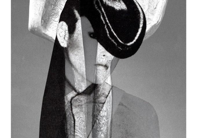 Alysa McHugh Figure Oread 2020 archival pigment print.
