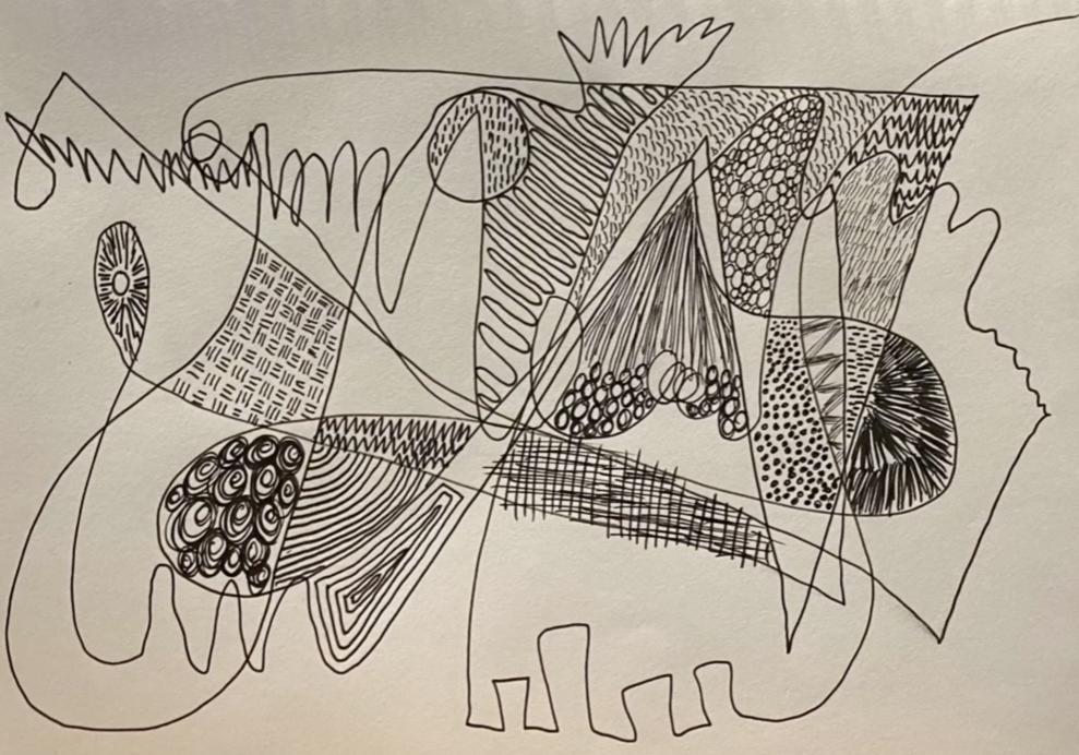 Gallery Sketchers - July 2020 - Francine Sculli